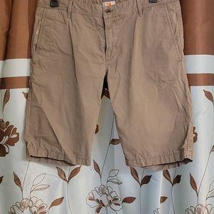 Boss Orange Mens Cotton Mens Shorts.